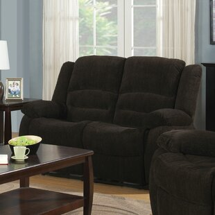 Falls Reclining Loveseat Red Barrel Studio