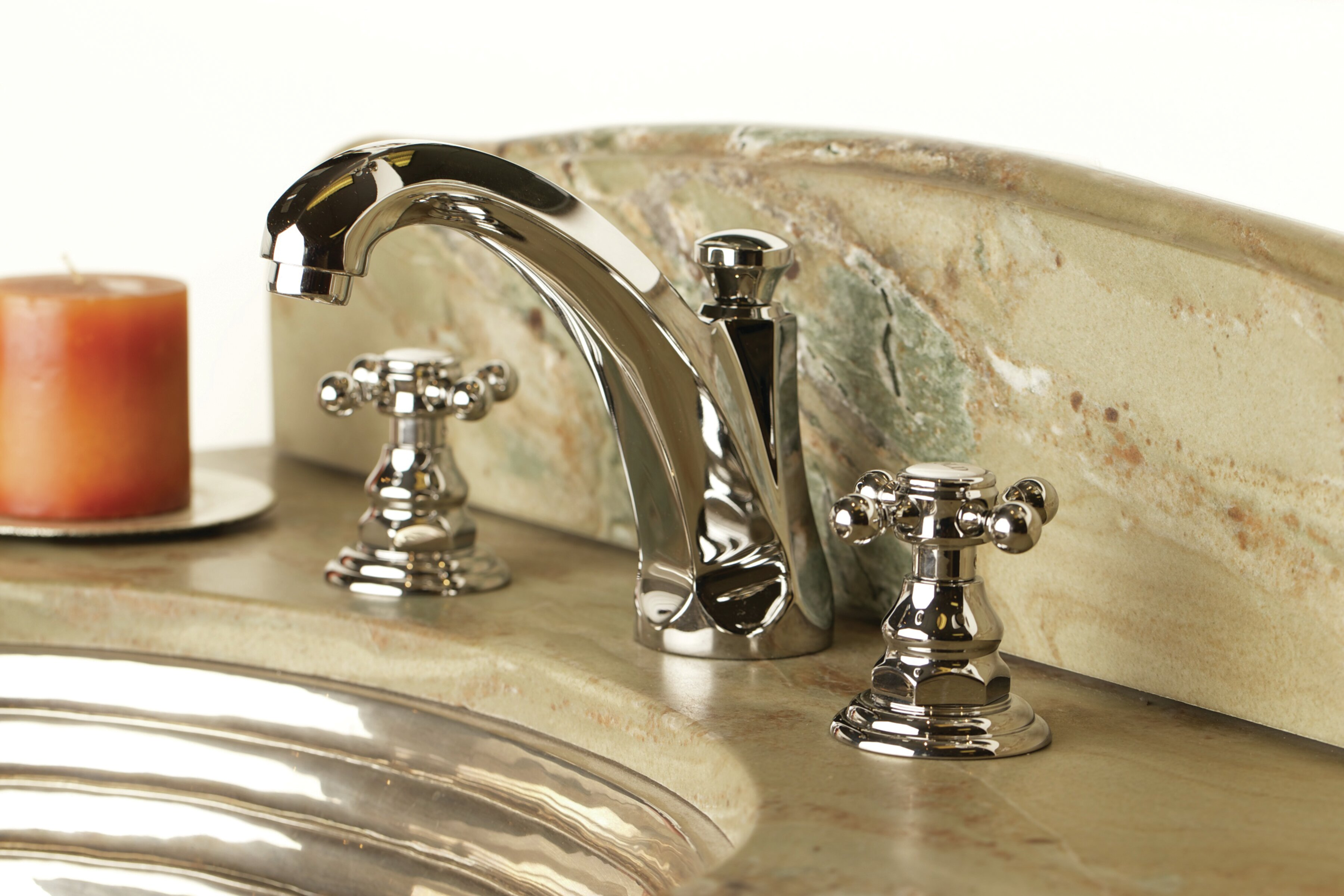 Newport Brass Astor Lavatory Widespread Bathroom Faucet With Drain Assembly Wayfair