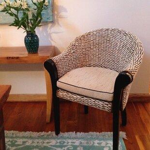 Banana Leaf Barrel Chair