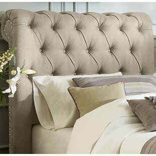 Dansville Upholstered Panel Headboard By Darby Home Co