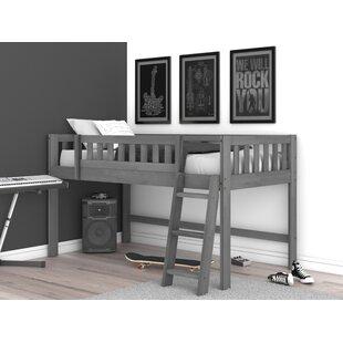 Docia Twin Low Loft Bed
