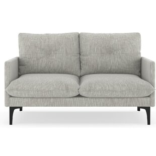 Crotty Loveseat by Corrigan Studio