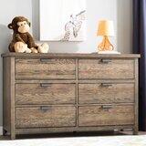 Strasburg 6 Drawer Double Dresser by Greyleigh™