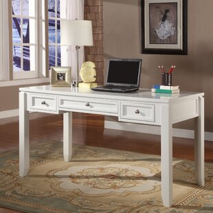 Veda Desk by Beachcrest Home Today Sale Only
