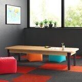 Adjustable Height Rectangular Activity Table