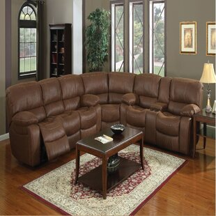 Motsinger Reclining Sectional