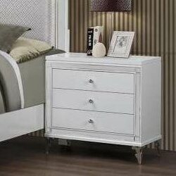 Price Check Catalina 3 Drawer Nightstand By Global Furniture USA