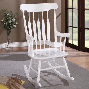 Best Price Rocker Chair by Wildon Home® Reviews (2019) & Buyer's Guide