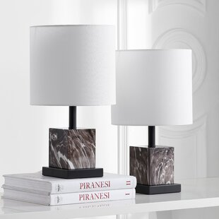 Bow 17.5 Table Lamp (Set of 2)