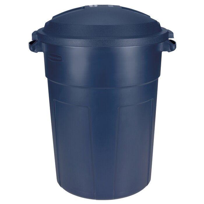 Roughneck 32 Gal Recycling Bin