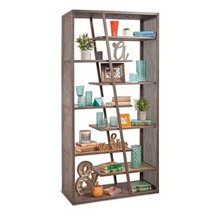 Kerveen Industrial Standard Bookcase by 17 Stories