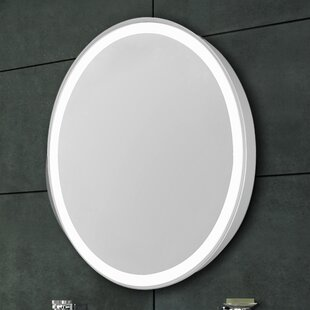 Order Edge Electric Bathroom/Vanity Mirror By Latitude Run