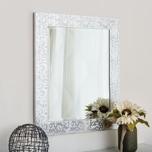 Compare prices Godley Beveled Bathroom/Vanity Mirror By Wrought Studio