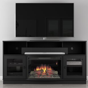 Compare & Buy Contemporary TV Stand for TVs up to 60 with Fireplace by Furnitech Reviews (2019) & Buyer's Guide