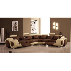 Hematite Reclining Sectional  sc 1 st  Wayfair : recliner sectional couches - islam-shia.org