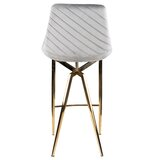 Caffey 26 Bar Stool by Everly Quinn