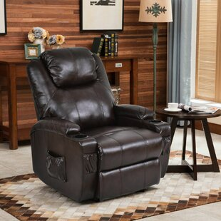 Hauge Power Lift Assist Recliner by Red Barrel Studio