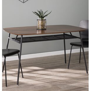 Mincey Midcentury Modern Dining Table Wrought Studio