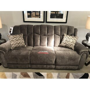 High Profile Triple Reclining Sofa