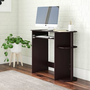 Simplistic Easy Peninsula Computer Desk By Symple Stuff