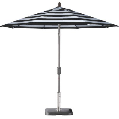 Wiechmann Push Tilt 9 Market Sunbrella Umbrella by Breakwater Bay Wonderful