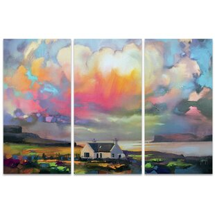 Duirinish Skyeu0027 Wall Art Multi Piece Image On Canvas