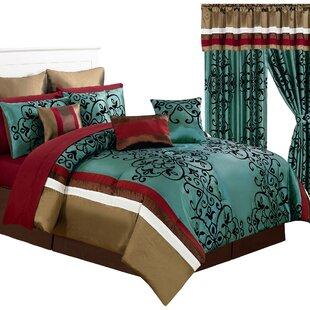 Cryppys 25 Piece Comforter Set