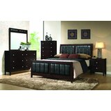 DeHond Nautilus Standard Configurable Bedroom Set by Winston Porter
