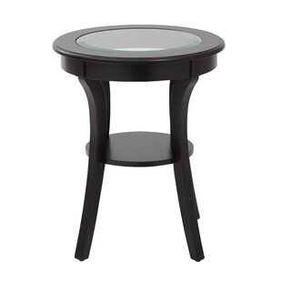Reviews Harper End Table By OSP Designs