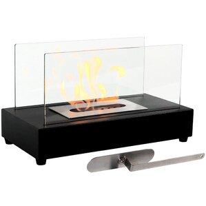 El Fuego Ventless Bio Ethanol Tabletop Fireplace