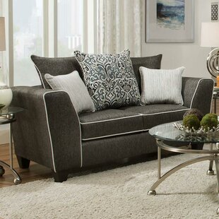 Clouser Loveseat by Andover Mills Savings