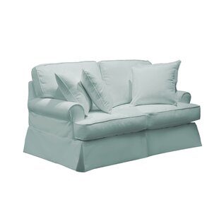 Telluride T-Cushion Loveseat Slipcover