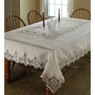 Gabin Vintage Lace Tablecloth