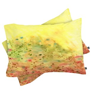 Rosie Brown Jeweled Pebbles Pillowcase