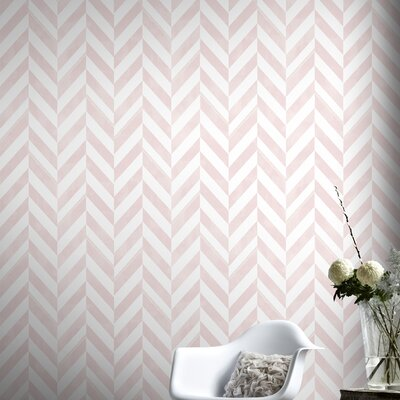 Graham Brown Italie 33 X 205 Wallpaper Roll Color Pink