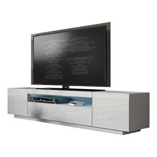 Modern Contemporary High Gloss White Tv Stands Allmodern