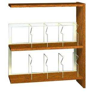 Glacier Standard Bookcase by Ironwood Best #1