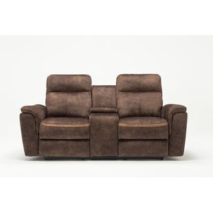 Palu Living Room Reclining Loveseat by Loon Peak