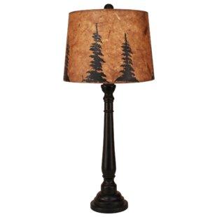 Cedric Round 31 Buffet Lamp