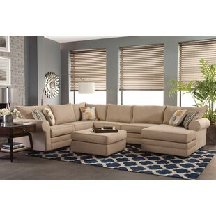 Honesdale Round Arms Sectional