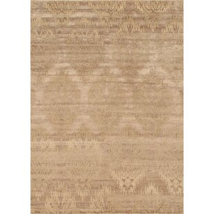 Hand Knotted New Zealand Merino Wool Area Rug