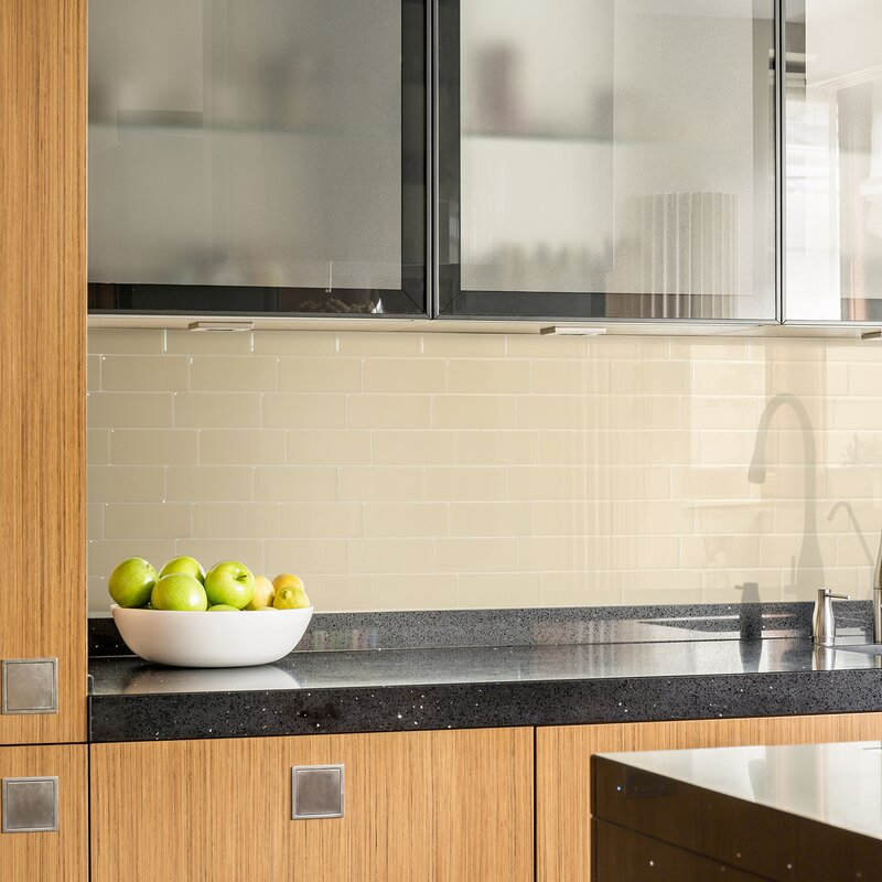 Smart Tiles Metro 8 X 12 Gel Peel Stick Mosaic Tile Reviews