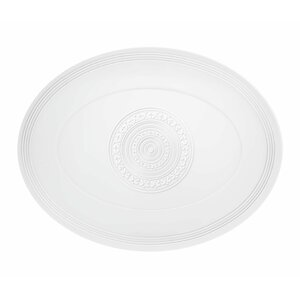 Ornament Oval Platter