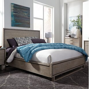 Espen Queen Panel Bed by 17 Stories