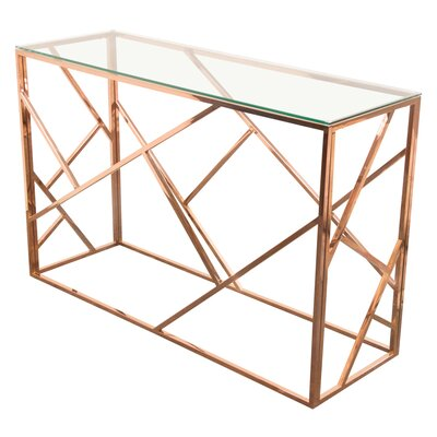 Heitman Console Table Diamond Sofa