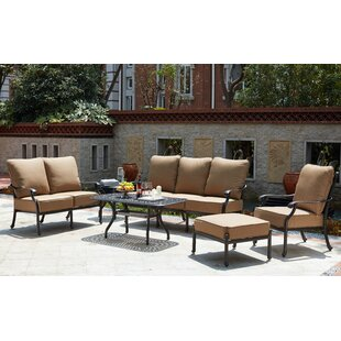 Waconia 6 Piece Sofa Set with Cushions