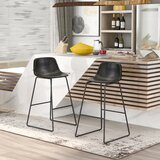 Norvel 30.5 Bar Stool (Set of 2) by 17 Stories