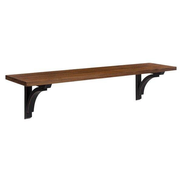 Teak Wood Shelves Wayfair