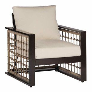 Marina Lounge Patio Chair with Cushions