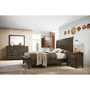 Teignmouth Sleigh Configurable Bedroom Set